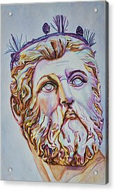 Neptune Acrylic Print