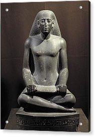 Nespekasuti, Scribe Of Karnak. 490 Bc Acrylic Print