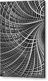 Network II Acrylic Print by John Edwards