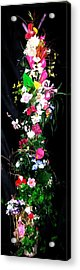 Never Ends Acrylic Print by HollyWood Creation By linda zanini