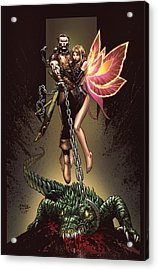 Neverland 01a Acrylic Print by Zenescope Entertainment