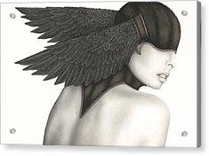 Nevermore Acrylic Print by Pat Erickson