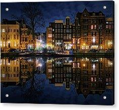 New Amsterdam 3 Acrylic Print