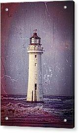 New Brighton Lighthouse Acrylic Print