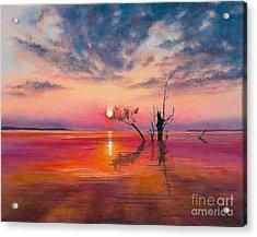 New Dawn Acrylic Print