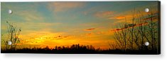 Acrylic Print featuring the photograph New Day by Linda Bailey