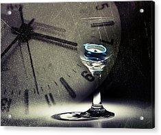 New Dimension Acrylic Print by Ivan Vukelic