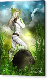 New Earth 3014 Acrylic Print