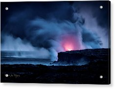 Acrylic Print featuring the photograph New Earth by Jim Thompson