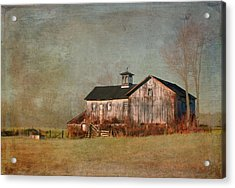 New Hampshire Barn  Acrylic Print