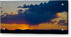 Acrylic Print featuring the photograph New Mexico Beauty by Atom Crawford