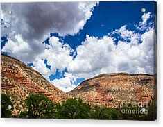 New Mexico Skies 1 Acrylic Print