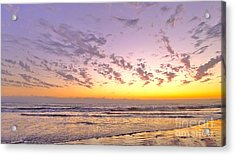 New Moon Acrylic Print by Parrish Todd