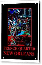 New Oleans-01 Acrylic Print