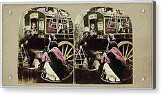 New Omnibus Regulation Acrylic Print by Artokoloro