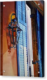 New Orleans At Night Acrylic Print