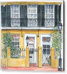 New Orleans Dauphine Street Acrylic Print
