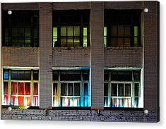New Orleans Late Night Acrylic Print by Christine Till