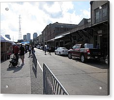New Orleans - Seen On The Streets - 121213 Acrylic Print by DC Photographer