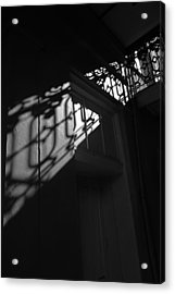 New Orleans Shadowplay Acrylic Print