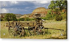 New Photographic Art Print For Sale Ghost Ranch New Mexico 13 Acrylic Print