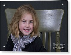New Tooth Acrylic Print by Sean Griffin