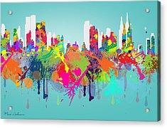 New York 7 Acrylic Print