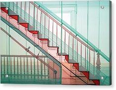 New York City Loft Acrylic Print