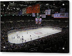 New York Islanders Acrylic Print by Juergen Roth