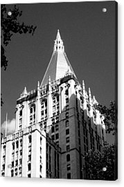 New York Life Insurance Tower Acrylic Print