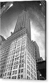 New York  New York Acrylic Print by Thomas Fouch