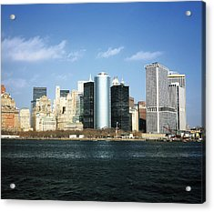New York Skyline Acrylic Print