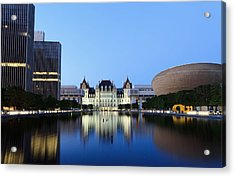 New York State Capitol Acrylic Print