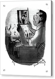 New Yorker December 13th, 1941 Acrylic Print