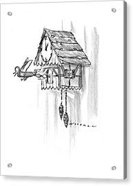 New Yorker February 10th, 1997 Acrylic Print
