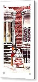 New Yorker January 29th, 1996 Acrylic Print