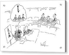New Yorker July 2nd, 1979 Acrylic Print