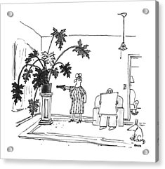 New Yorker June 29th, 1992 Acrylic Print
