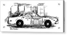 New Yorker May 17th, 1999 Acrylic Print