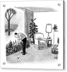 New Yorker November 14th, 1964 Acrylic Print