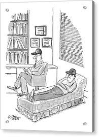 New Yorker November 1st, 1999 Acrylic Print