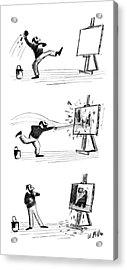 New Yorker September 16th, 1961 Acrylic Print