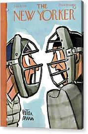New Yorker September 8th, 1951 Acrylic Print
