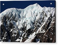 New Zealand Mountains Acrylic Print