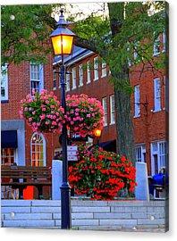 Newburyport Light Acrylic Print