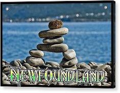 Newfoundland Acrylic Print