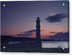 Newhaven Lighthouse Acrylic Print
