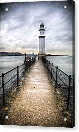 Newhaven Lighthouse Acrylic Print