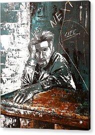 Next Acrylic Print by Laurend Doumba