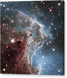 Ngc 2174-nearby Star Factory Acrylic Print